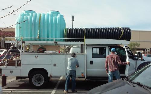 West Adams Septic System Repair